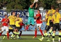 Футбол в Крыму: анонсы матчей 3-го тура