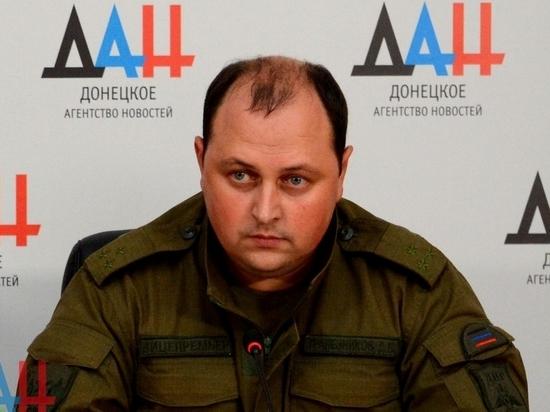 Дмитрий Трапезников, сменивший Захарченко, выстраивал ДНР «под себя»