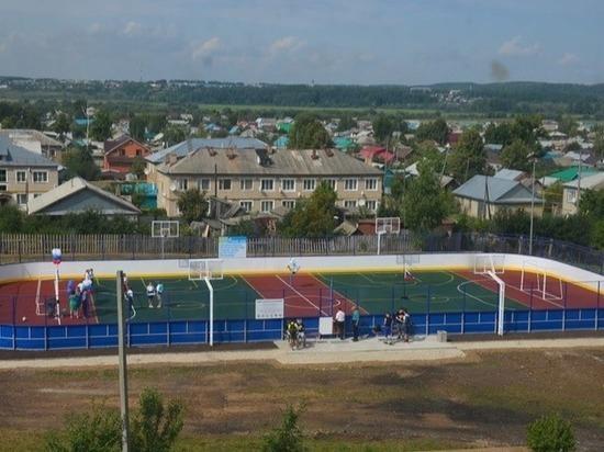 В Кировской области появятся семь общедоступных спортплощадок