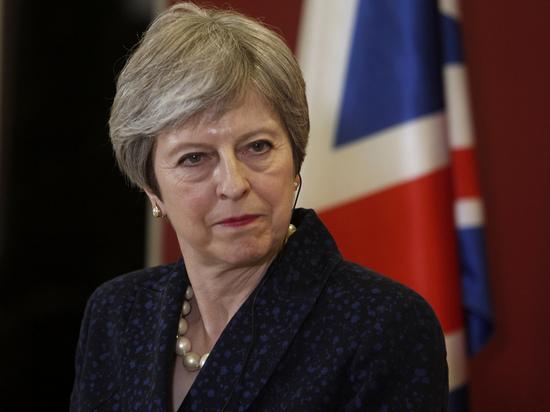 Мэй резко раскритиковала идею провести второй референдум по Brexit