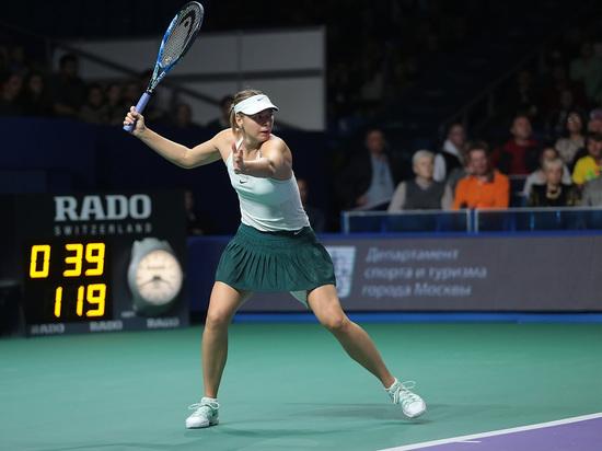 Эксперт объяснила, почему Шарапову на US Open ждет сложнейший матч