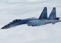 Американский портал National Interest выразил озабоченность тем, что российский истребитель Су-35 поступил на вооружение ВВС Китая