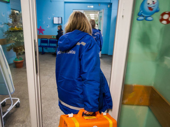 В Калининграде девочка сломала руку в детском клубе