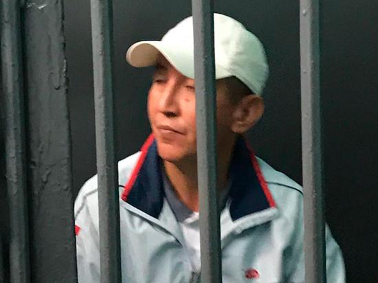 Задержанный за убийство полицейского в метро проходил военную подготовку