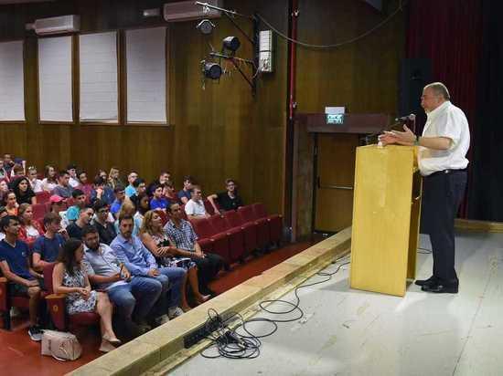 Либерман: Стратегическая цель – 3,5 миллиона репатриантов