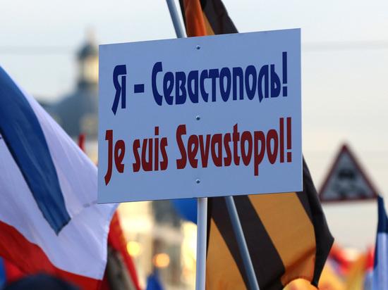 В США отказали Украине в возвращении Крыма