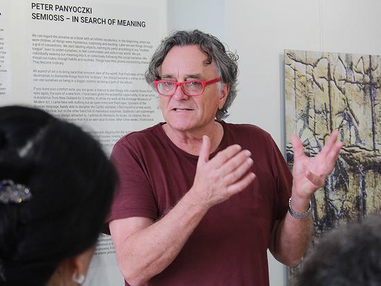Выставка Питера Панецки открылась во Владивостоке
