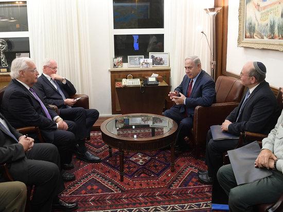 Посланник США в Сирии прибыл в Иерусалим