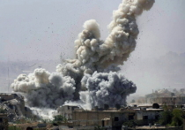 Сирийские правительственные войска наконец ударили по занятой террористами провинции Идлиб