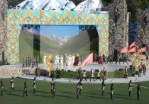 В Цхинвале отметили десятилетие признания независимости республики