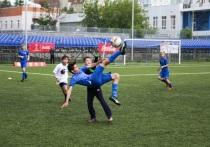 Команда «Стрела» из города Пскова поедет на финал всероссийского турнира «Кожаный мяч – Кубок Coca-Cola»