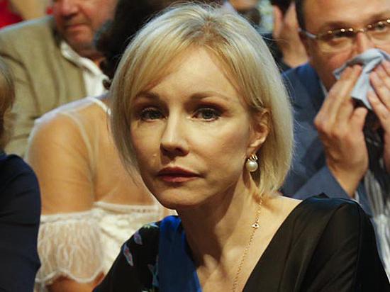 Марина Зудина расплакалась на открытии сезона в