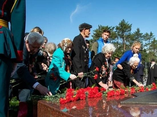 В регионе отметили 73- ю годовщину окончания Второй мировой войны