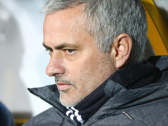 Главный тренер «Манчестер Юнайтед» Моуриньо согласился сесть втюрьму занеуплату налогов
