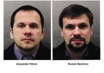 Британия обнародовала поминутно действия россиян при отравлении Скрипалей