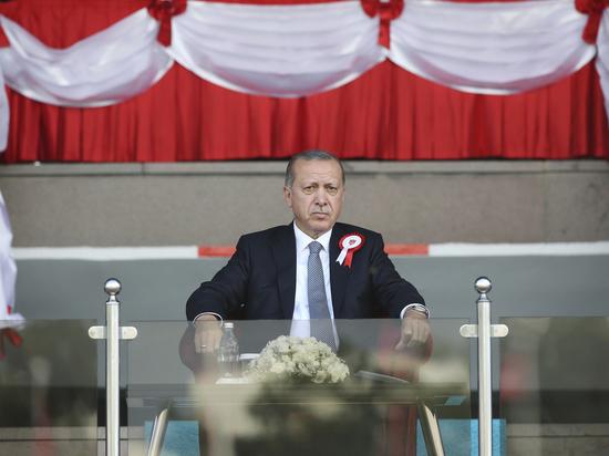 Эрдоган призывает подождать с наступление на Идлиб