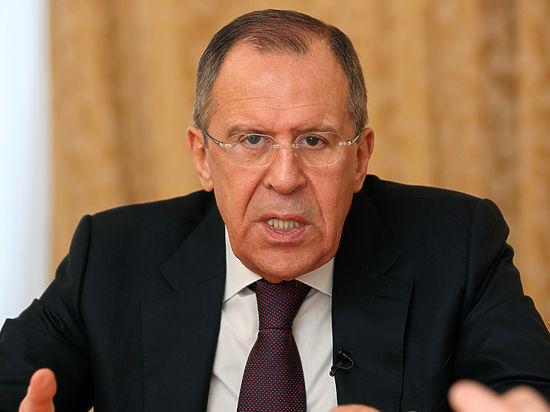 Лавров: конфронтация между Россией и США нарастает