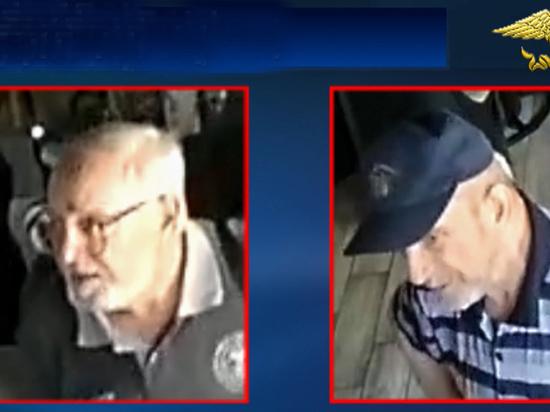 МВД ДНР показало фото разыскиваемых подозреваемых в убийстве Захарченко
