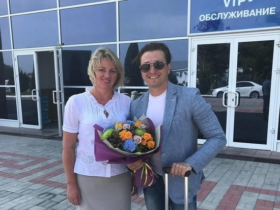Астрахань встречает Сергея Безрукова