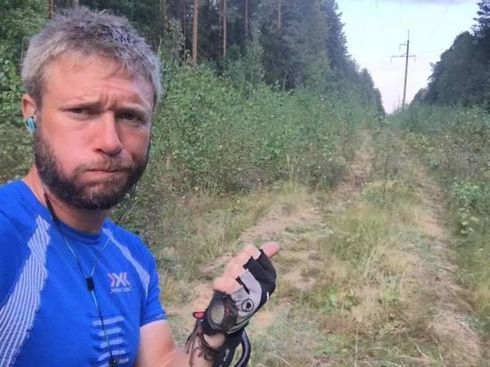 Француз проедет через Тулу на велосипеде по маршруту в 5000 км