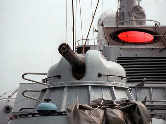 Корвет Тихоокеанского флота «Громкий» вооружали тульские конструкторы