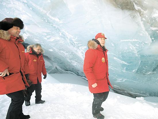 Арктике грозят конфликты