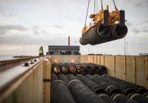 """Шведские политики считают необходимым заблокировать реализацию проекта """"Северный поток — 2"""""""