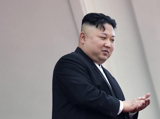 Лидер КНДР передал послание властям США