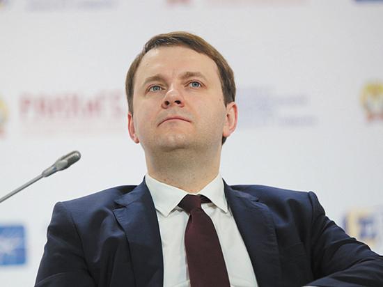 Орешкин ответил анекдотом про Брежнева на вопрос о курсе рубля