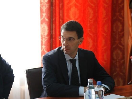 Кострому посетил полпред Президента России в ЦФО Игорь Щёголев