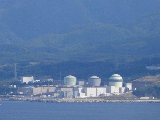 На японской АЭС включена аварийная система после землетрясения