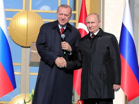 Путину грозит грандиозная ссора с Эрдоганом из-за Идлиба