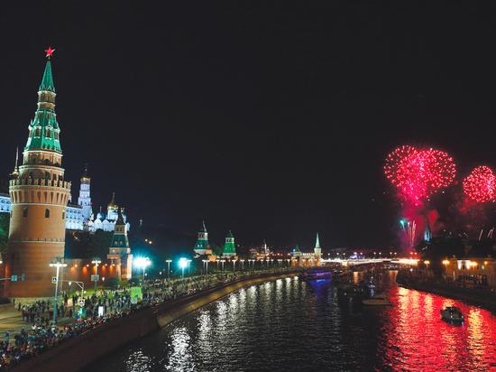 День города в Москве: самые интересные площадки и развлечения