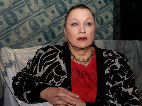 Актриса Русланова попала в больницу с инфарктом