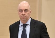Силуанов объяснил, почему не удалось исполнить предыдущие поручения Путина