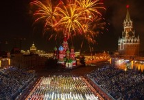 Гости фестиваля «Спасская башня» сгенерировали почти 200 Гб трафика