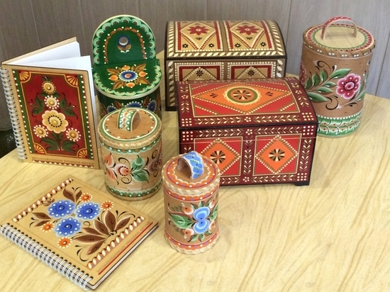 Золотые руки довели кировчанку до финала всероссийского фестиваля