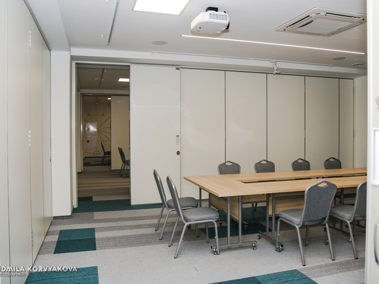 В Петрозаводске есть банкетный или конференц-зал на 250 мест. ВИДЕО