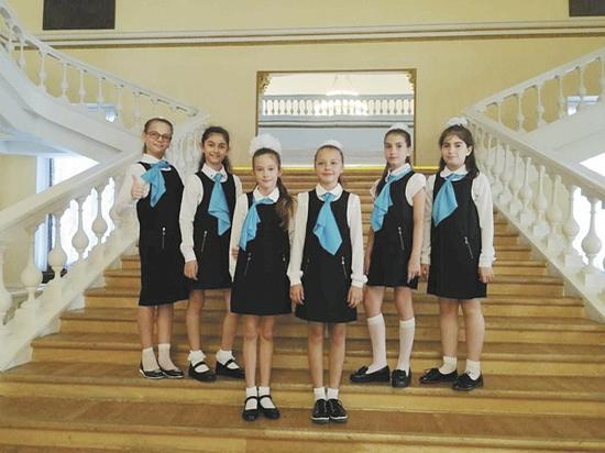 В Сочи собрали пятиклассниц спецназначения