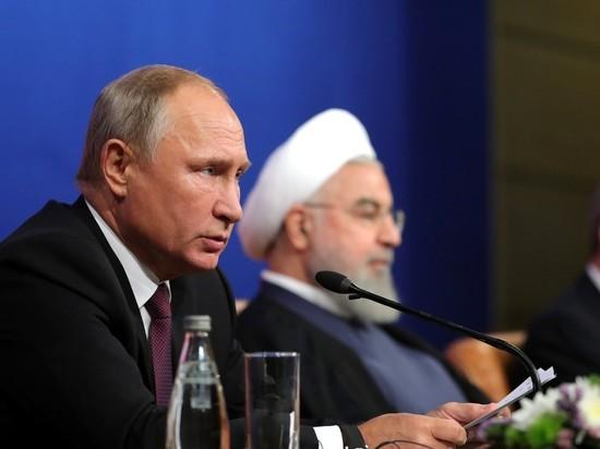 В ходе секретных переговоров Путина в Иране произошла ошибка