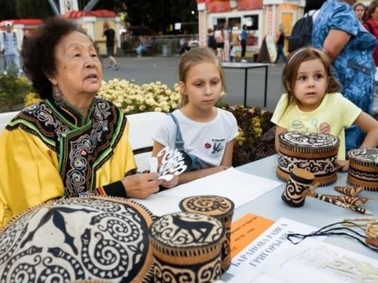 В Хабаровске прошел фестиваль культур народов Дальнего Востока