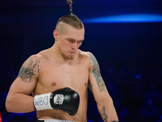 Украинский боксер Усик определился со следующим соперником