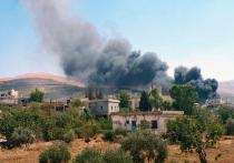 Как сообщали ранее американские СМИ, российские военные дважды предупредили Пентагон о возможном ударе по той части Сирии, где находятся военнослужащие ВС США