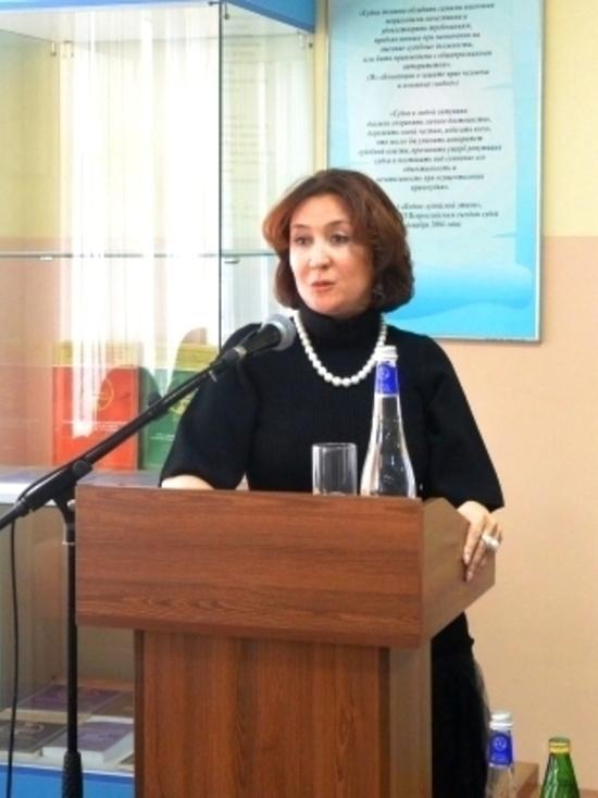 Скандальная судья Хахалева исключена из президиума Краснодарского краевого суда