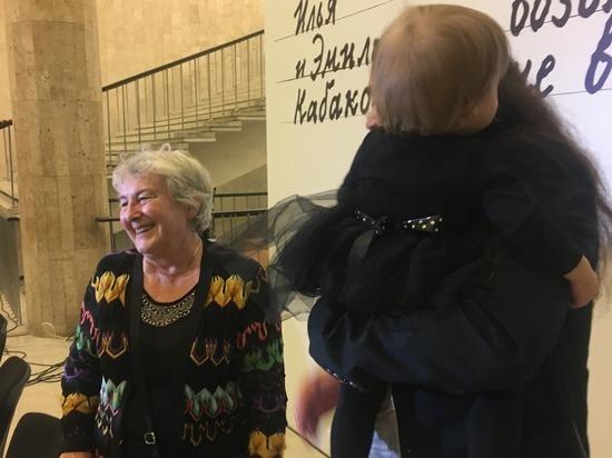 Эмилия Кабакова: «Весь мир живет в туалете»