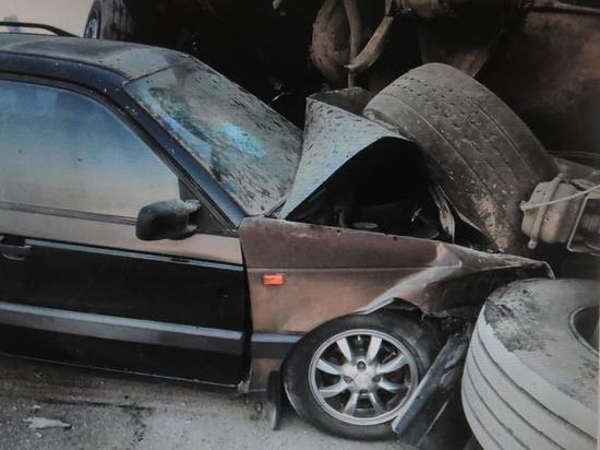 Подробности страшного ДТП в Подмосковье: водитель уснул за рулем