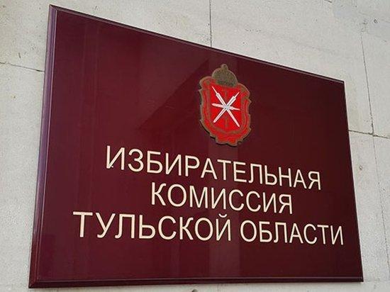 В Тульской области явка избирателей подросла до 24,3%