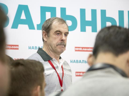 Координатора штаба Навального в Пскове задержала полиция