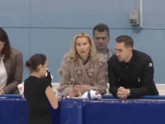 Загитова упала, Тутберидзе ушла, Медведева выступила блестяще