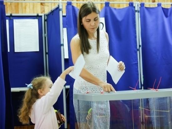 Лариса Ильченко проголосовала за будущее Волгограда